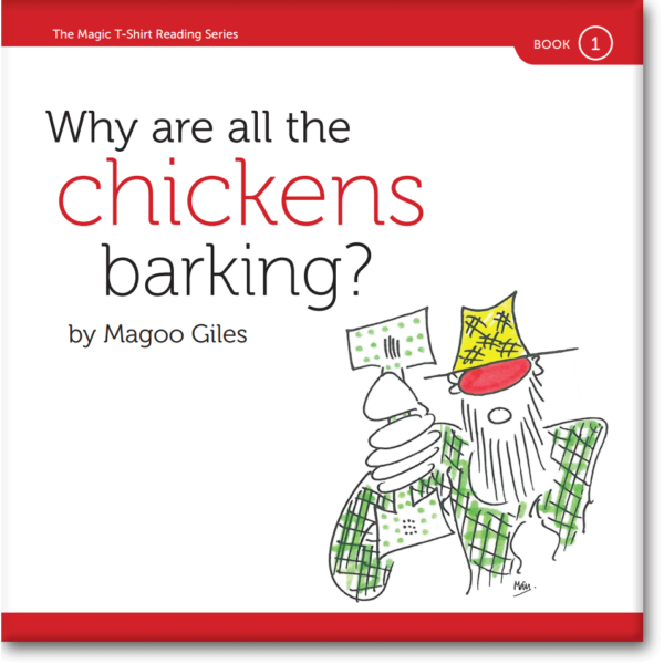 MGU - Book 1 - Why are all the chickens barking?