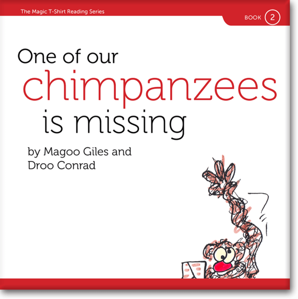 MGU - Book 2 - One of our chimpanzees is missing