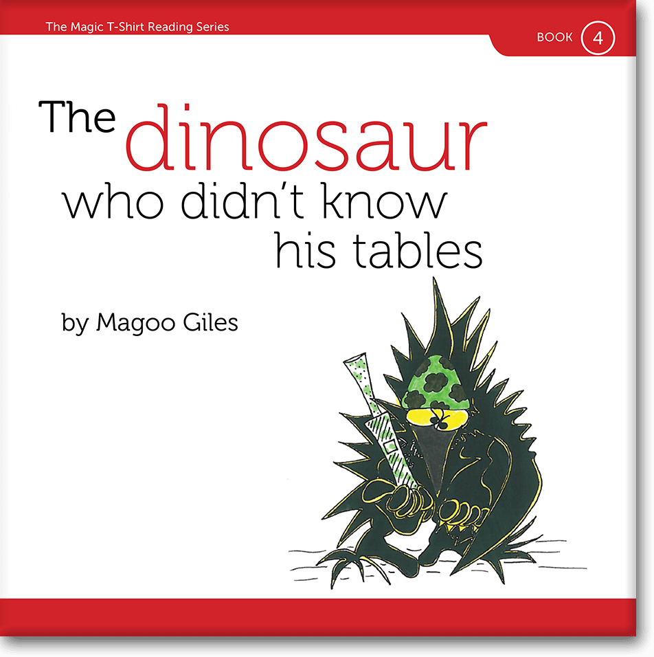 MGU - Book 4 - The Dinosaur Who Didn't Know His Tables