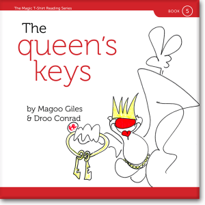 MGU - Book 5 - The Queen's Keys
