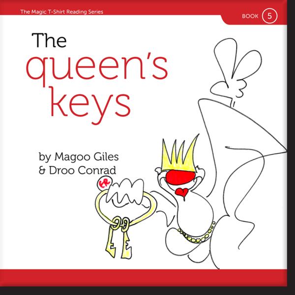 MGU - Book 5 - The Queen's Keys