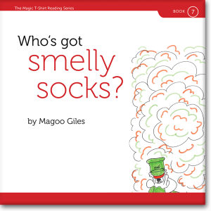 MGU - Book 7 - Who's got smelly socks?