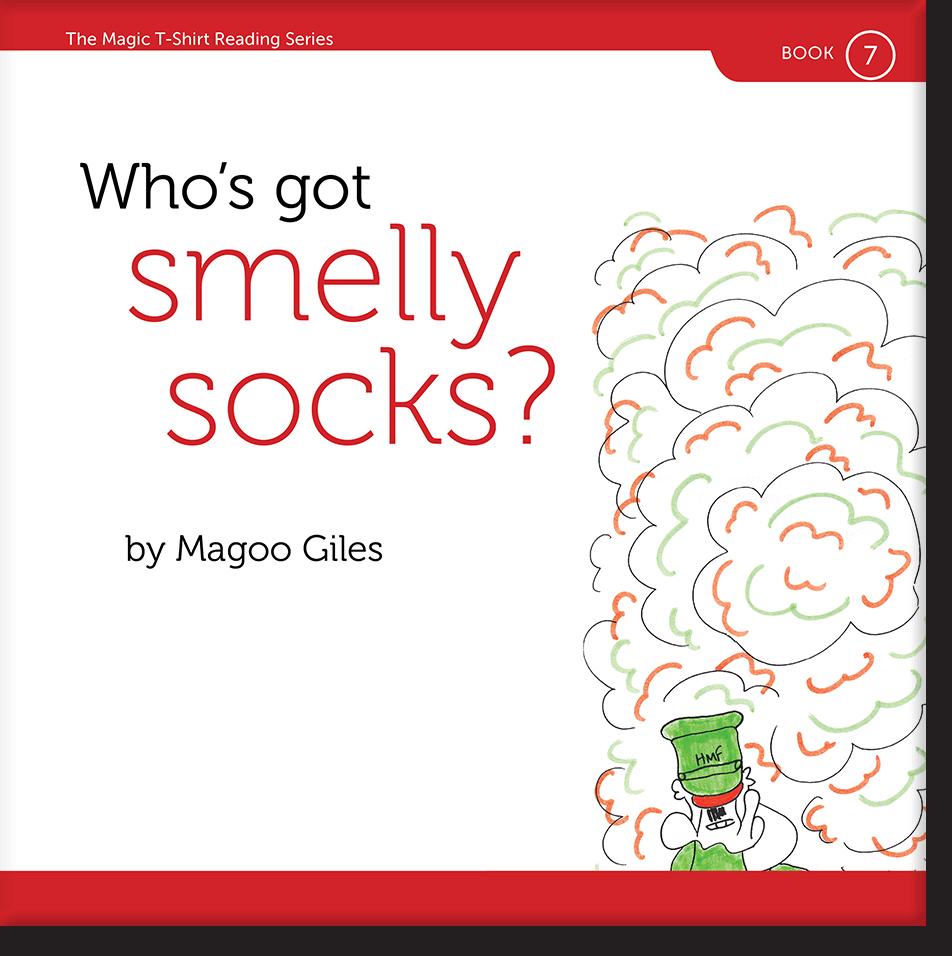 MGU - Book 7 - Who's got smelly socks?