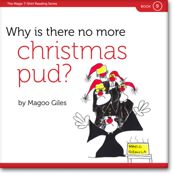 MGU - Book 9 - Why is there no more christmas pud?